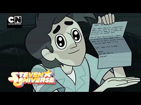 Garnet's Love Letter I Steven Universe I Cartoon Network