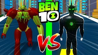 Roblox Ben 10 Vilgax VS Alien X Roblox Ben 10 Arrival of Aliens