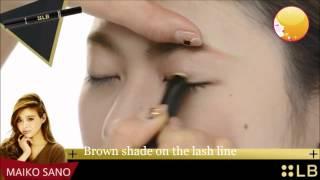 LB Glitter Duo Eye Crayon Thumbnail