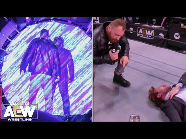 Jon Moxley Se Venge, l'Hiver Arrive! Résultats AEW Dynamite 25 Novembre 2020