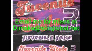Juvenile Style Vol 3 - Juvenile Jake - 90