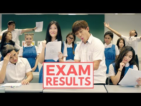 13 Kinds of Students Reacting To Their Exam Results