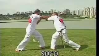 Movimentos Avançados de Capoeira