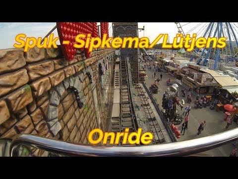 Spuk Sipkema / Lütjens Onride Video von den Cannstatter Wasen 2017 in Stuttgart