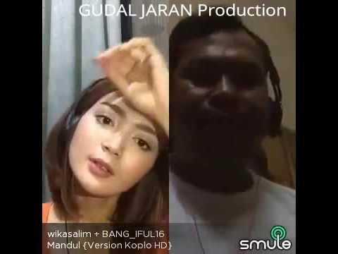 """Duet Smule Wika Salim & Bang Iful """" Mandul"""""""
