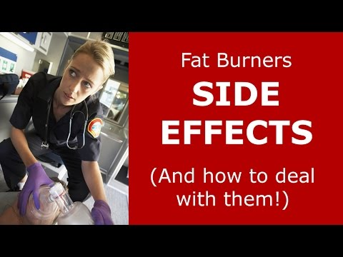Fat Burners Side Effects