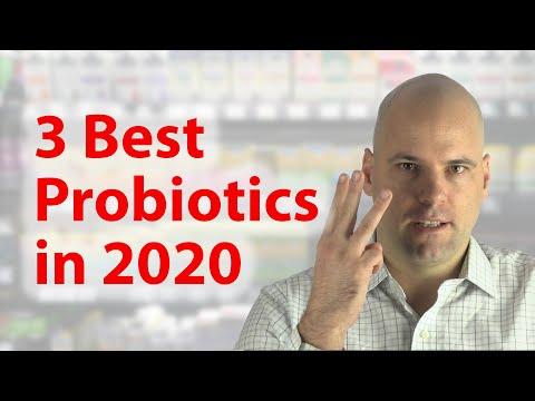 3 Best Probiotic Brands in 2020