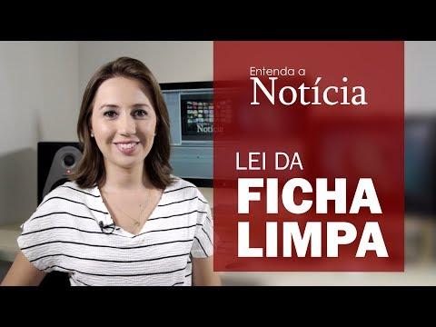 Entenda a Notícia | Lei da Ficha Limpa - 16/03/2018
