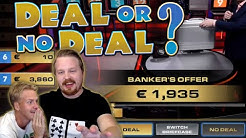 €1935 DEAL OR NO DEAL!? EPIC LIVE SESSION