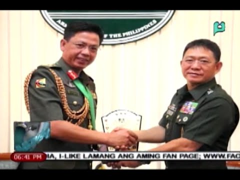 News@6: Kumander ng Royal Brunei Land Forces, nakipagpulong kay Army Chief Eduardo Año