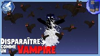 Labo command_block (1.8) - Episode 1 - Disparaître comme un vampire