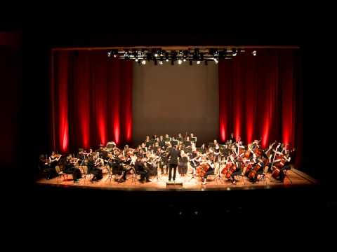 The Concordia Orchestra with The Edward Said National  Conservatory of Music