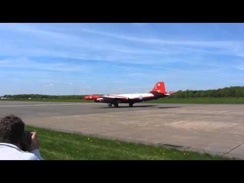 Cold War Jets Bruntingthorpe 26/05/13 Canberra