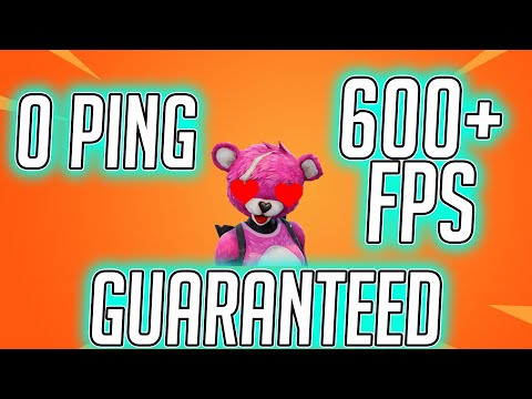 FPS Boost And Lower Ping On Fortnite Chapter 2 Tips And Tricks! Dety0 FPS Boost Tricks! Stutter Fix!