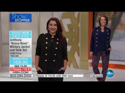HSN | Antthony Design Original Fashions 10.30.2016 - 03 PM