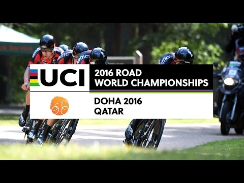 Women & Men Team Time Trial - 2016 UCI Road World Championships / Doha (QAT)