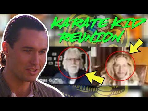 Download KARATE KID REUNION TEASING COBRA KAI'S FUTURE (CONFIRMED)
