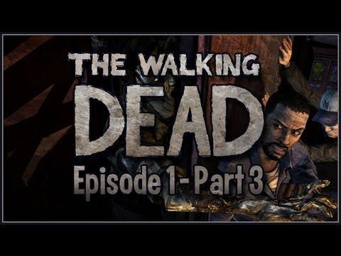 The Walking Dead   Episode 1 / Part 3   Pardon My French.
