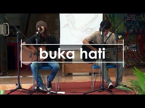 GITAR AKUSTIK || BUKA HATI