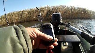 Рибалка Колібрі КМ-280 Парсуни 5.8 Із Подовжувачем Румпель І Без Замір Швидкості KarakayS Chanal