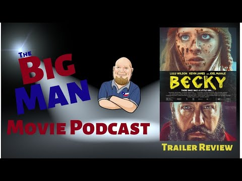 Becky 2020 Movie Trailer Review