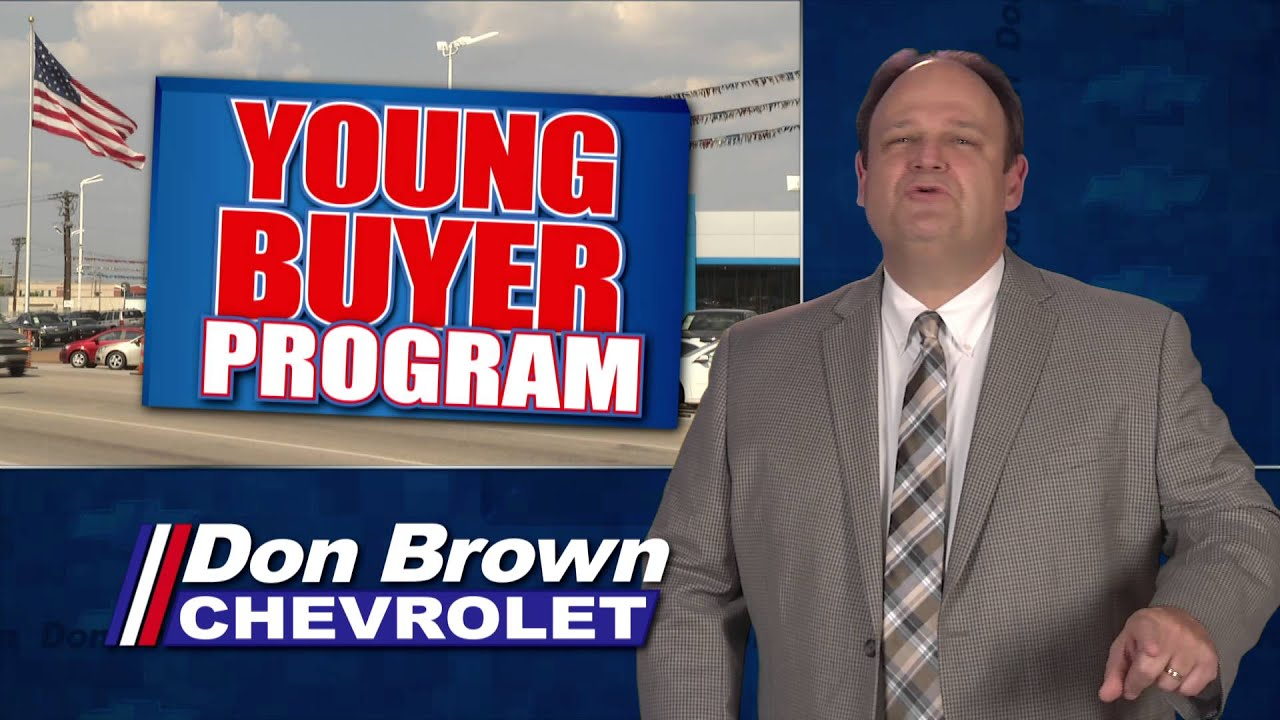 Don Brown Chevy >> Don Brown Chevy Young Buyer Program