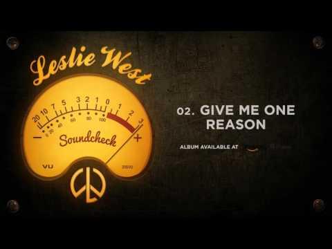 Leslie West - Give Me One Reason (Soundcheck)
