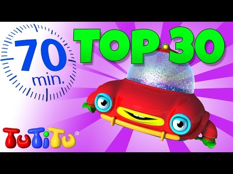 TuTiTu Specials | Top 30 TuTiTu Toys for Children | Phone, Garbage Truck, Race Cars and Many More!