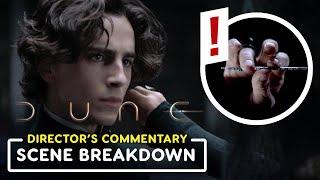 Dune: Exclusive Gom Jabbar Scene Breakdown with Denis Villeneuve