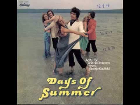 Addy Flor Orchestra & Greetje Kauffeld - Jeder Tag ist ein neues Lied (1975)