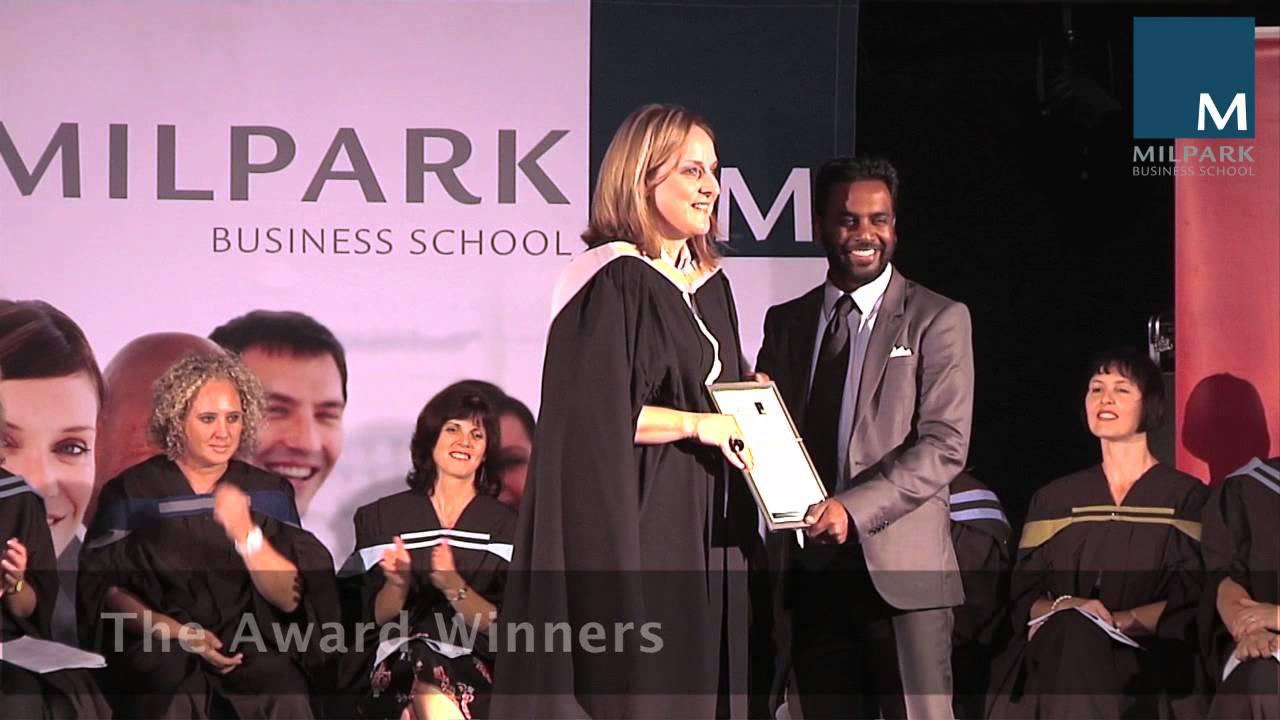 Milpark Business School Graduation Ceremony Youtube