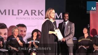 Milpark Business School Graduation Ceremony