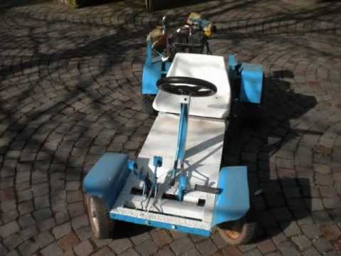 Kart Fait Maison Homemade Go Kart Youtube