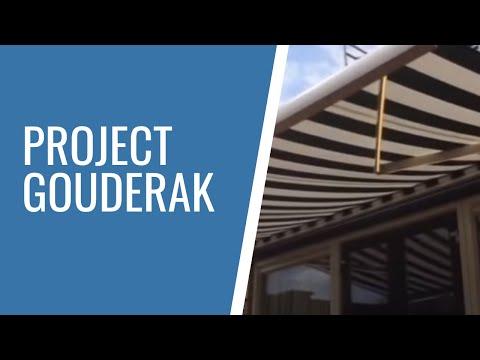 Uitzonderlijk Stevig en high-end zonnescherm - Verano Santos online te bestellen CQ51