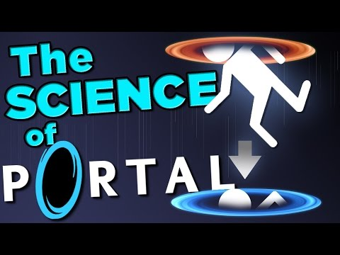 Thumbnail: WARNING: Portals Kill | The SCIENCE!...of Portal