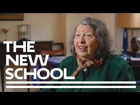 The New School's Mannes School of Music - Centennial Reflections: Elizabeth Aaron