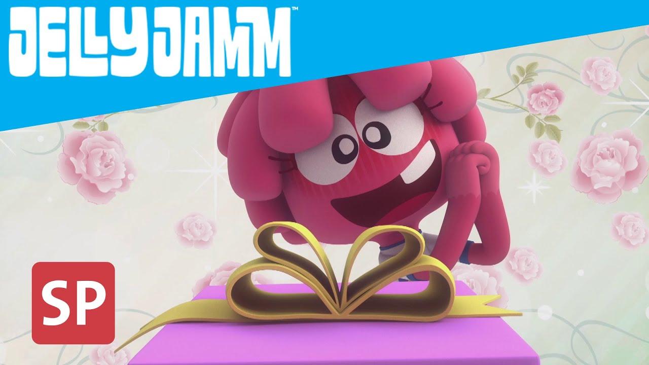 Jelly Jamm T2 Ep63 El Regalo Es El Regalo Dibujos Animados En
