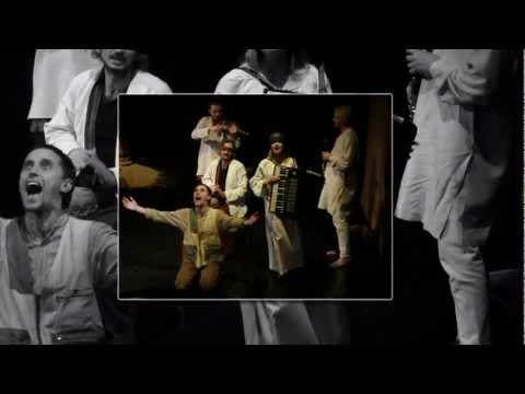 Les Kurbas Theatre, presentation