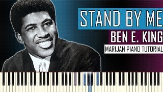 Baixar How To Play: Ben E. King - Stand By Me | Piano Tutorial + Sheets