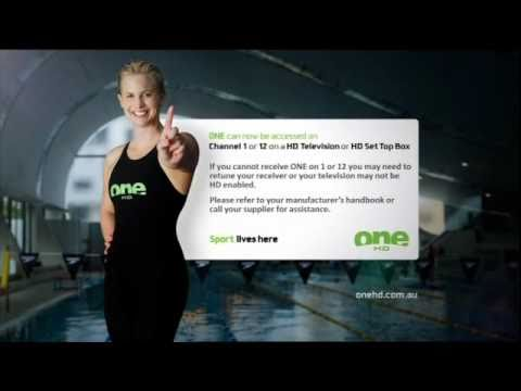 Channel 11 Promo - New Channel Arrangements for One HD Australia
