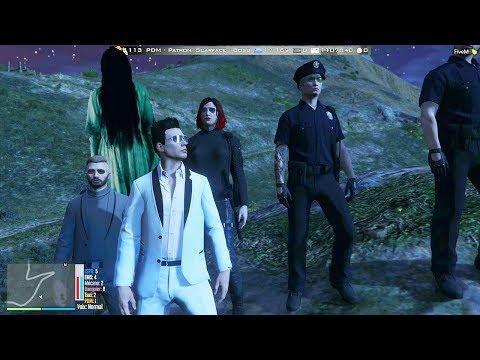 GTA 5 RP : UN FANTOME ET DES BRUITS ÉTRANGES (EPISODE 63)