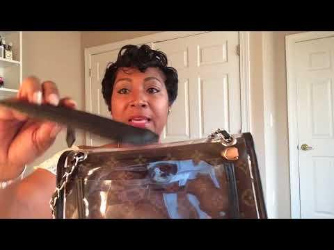 3f1b6c07865a Chanel inspired PVC handbag reveal, ZoilaSolis bag charm unboxing & some  chit chat!