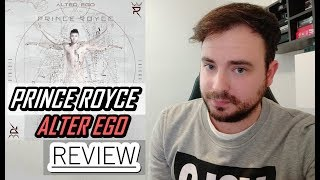 "Gambar cover PRINCE ROYCE ""Alter Ego"" 
