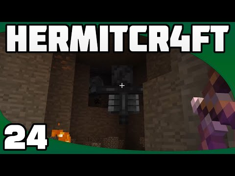 Hermitcraft 4 - Ep. 24: Wither Fight!