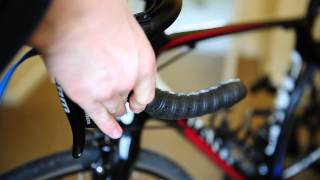 How To - Wrap / Re-Wrap Road Bike Handlebars ( Racing Drops )
