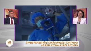 Újabb nemzetközi tanácskozást tartanak  az iráni atomalkuról Bécsben