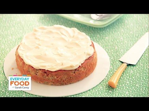 Gluten-Free Zucchini-Almond Cake Everyday Food with Sarah Carey