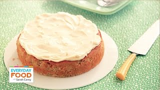 Gluten-free Zucchini-almond Cake - Everyday Food With Sarah Carey