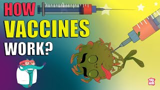How Vaccines Work? | VACCINATION | Importance Of Vaccine | The Dr Binocs Show | Peekaboo Kidz