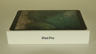 Unboxing & Review of iPad Pro 10.5 (2017 Model)
